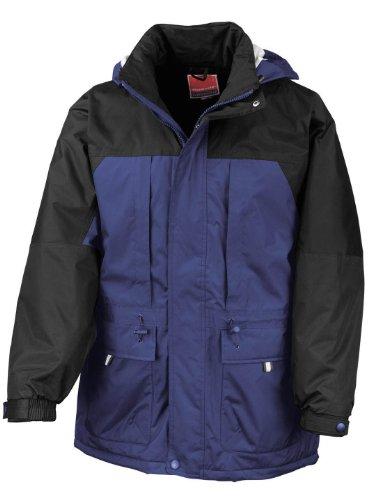 Result Men's Multifunction Winter Waterproof Jacket Bleu roi