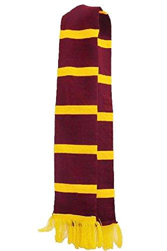 (Harry Potter Schal und Mütze Overknee-Socken, Kostüm)