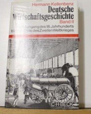 Deutsche Wirtschaftsgeschichte II