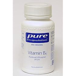 Pure Encapsulations Vitamin B6 P-5-P Kapseln, 90 St