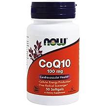 CoQ10 100mg - 50 caps