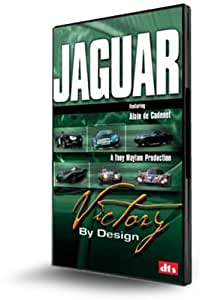JAGUAR DVD: historic, race-winning cars driven hard. Unique footage of rare cars, hidden in private collections; until now.