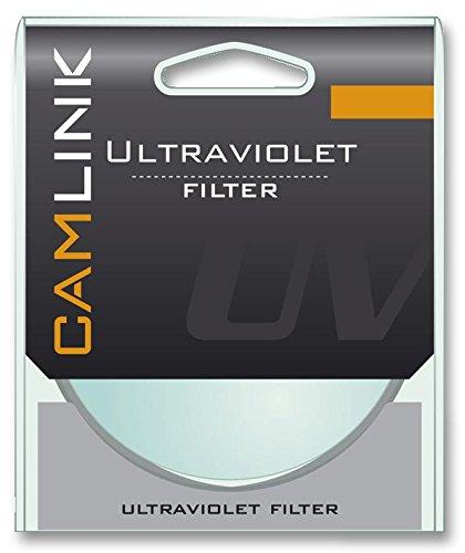 Camlink UV 67mm Filter UV 67mm [Pack Größe: 2] Pro-Serie (Multipack)