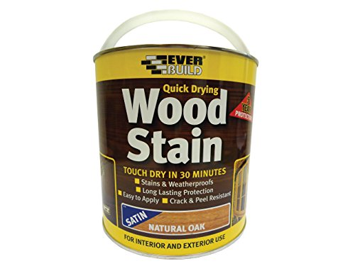 everbuild-evbwsno25l-25-litre-quick-dry-wood-stain-satin-natural-oak