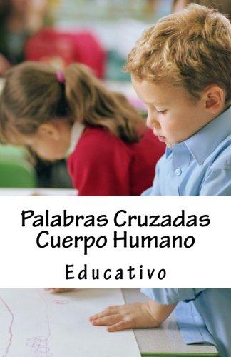 Palabras Cruzadas Cuerpo Humano: Educativo por Soledad Toro