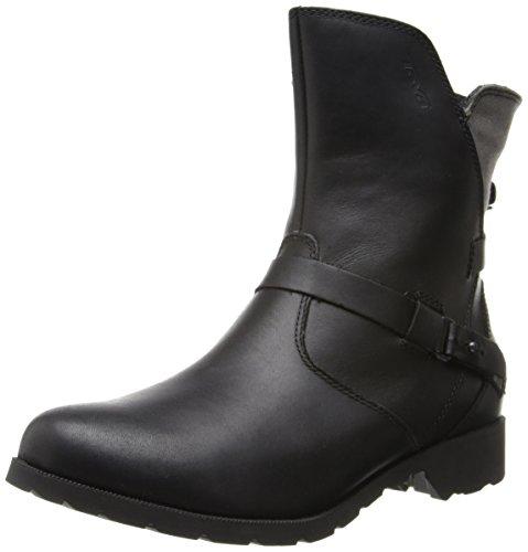teva-de-la-vina-low-womens-botte-de-marche-black-355-eu