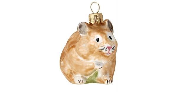- Christmas Ornament Hamster: Amazon.co.uk: Kitchen & Home