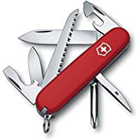 Victorinox Hiker Swiss Army Knife - Red