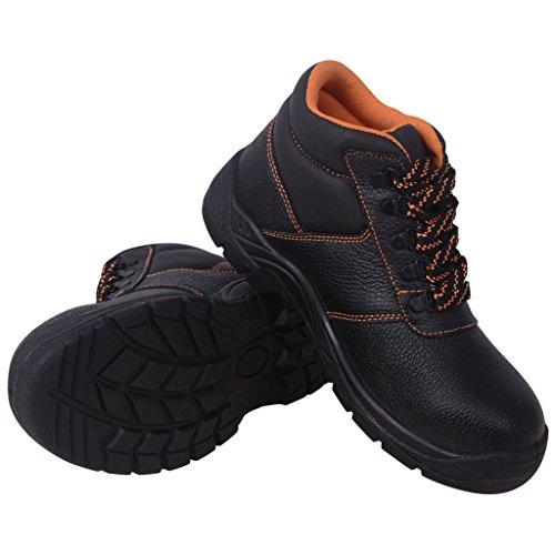 vidaxl-zapatos-de-seguridad-tobillo-alto-negros-talla-42-cuero