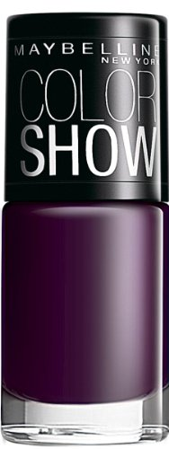 Maybelline Color Show Nail Enamel, Crazy Berry