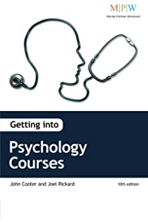 Getting into psychology?