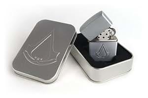 Assassins Creed 3 Feuerzeug mit Metalldose