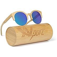 gafas madera - Amazon.es