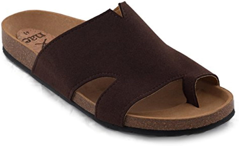 Nae Konfort - Scarpe 100% vegane ed ecologici. Le Suole Sono costruite su Pneumatico Riciclato   Di Qualità Fine    Uomo/Donna Scarpa
