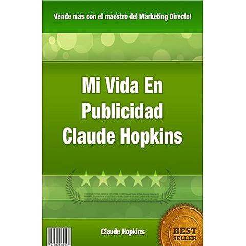 Mi vida en publicidad (Spanish Edition)