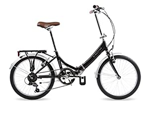 Kingston Freedom Folding Bike - Black