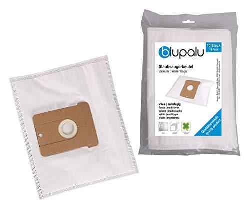 blupalu I Staubsaugerbeutel für Staubsauger Beko BKS 1320 | BKS1320 I 10 Stück I mit Feinstaubfilter