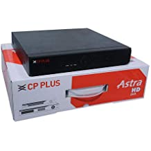 CP Plus CORAL HDCVI 4 Channel HD DVR Hybrid with HDMI Port for Analog and HD-CVI CCTV