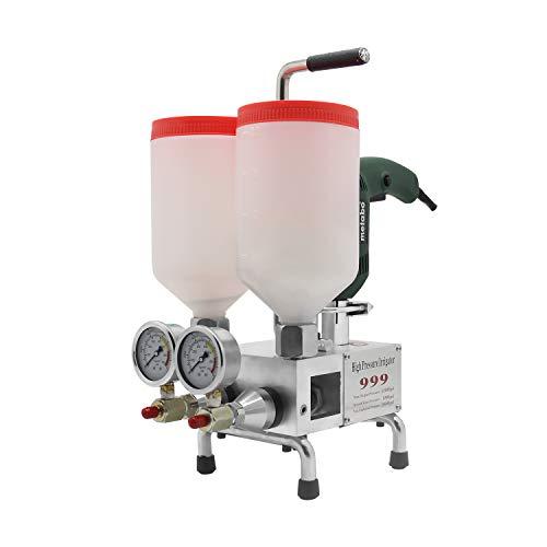Baoshishan Doppelflüssigkeitstyp für Hochdruck-Fußbodenfugenmaschine für Betonrisse Leckage Reparatur Injektionspumpe Maschine