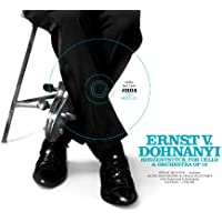 Cello Heroics Vol.4 - Dohnanyi Konzertstück for cello and orchestra (Scholarly Edition: CD album + cello part edited by Gavriel Lipkind)