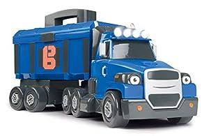 Camión maletín de herramientas de 43cm con 60 piezas de Bob el Constructor (Smoby 360164)