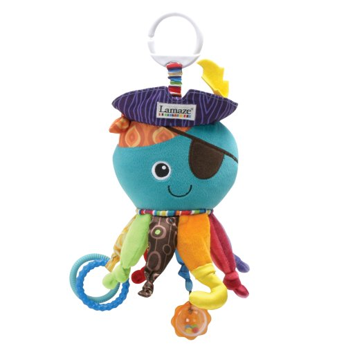 Image of Lamaze Captain Calamari the Octopus Pirate