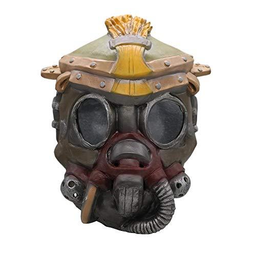 Maske Halloween Requisiten Kostüm für Cosplay Geburtstag Nachtclubs Thema Kostüm Party ()