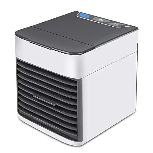Mini-Wasserkühlventilator kleiner USB-Energiesparventilator Haushaltsluftkühler Wasserklimaanlagenventilator