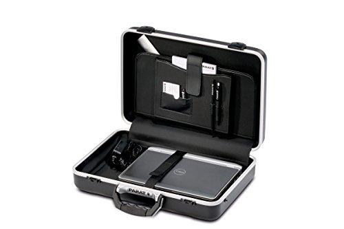 Parat 98227151 Paradoc Attache-Koffer, schwarz, 1 Stück, 98.227.151