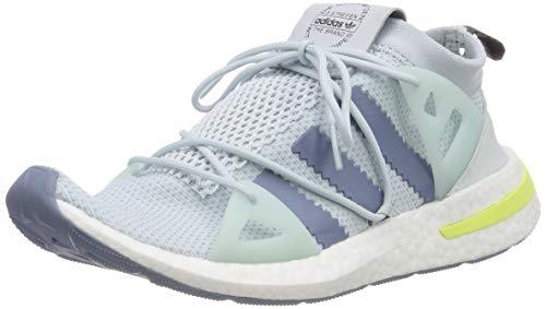 adidas ARKYN, Zapatillas de Deporte para Mujer, Azul (Blue Tint/Raw Grey/Grey Five 0), 37 1/3 EU