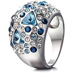 41EeUsi6YmL. AC UL250 SR250,250  - Migliora il tuo look con gli anelli Swarovski economici per un regalo da favola!