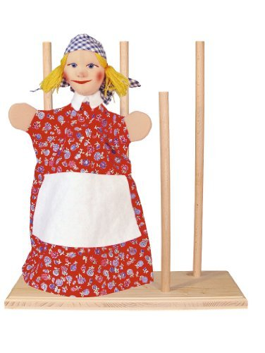 Kersa 90084 5er KERSA - Handpuppen-Ständer Bücher und Zubehör