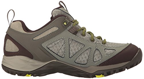 Merrell Damen Siren Sport Q2 Trekking-& Wanderhalbschuhe Grün (Dusty Olive)