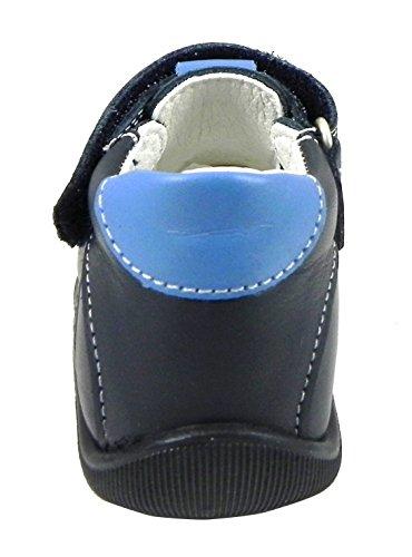 Derby, couleur Blue , marque PABLOSKY, modèle Derby PABLOSKY CAPRI III 5 Blue Bleu Marine