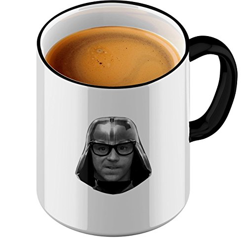 Funtasstic Tasse Garth Vader - Kaffeepott Kaffeebecher by StyloTex