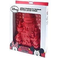 Knorrtoys 38022 Mickey Mouse Schloss Silikonbackform Lernspiel