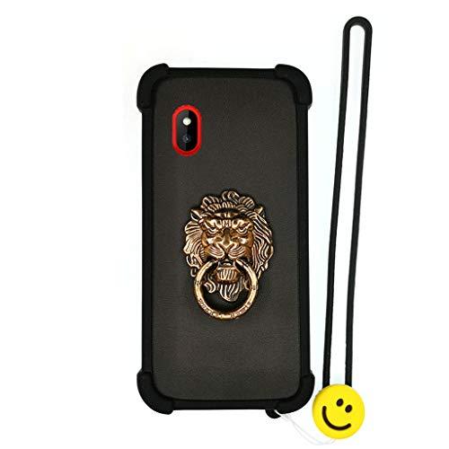 Hülle für WIKO LUBI 3 hülle Silikon Grenze + PC hart backplane Schutzhülle Case Cover SHI