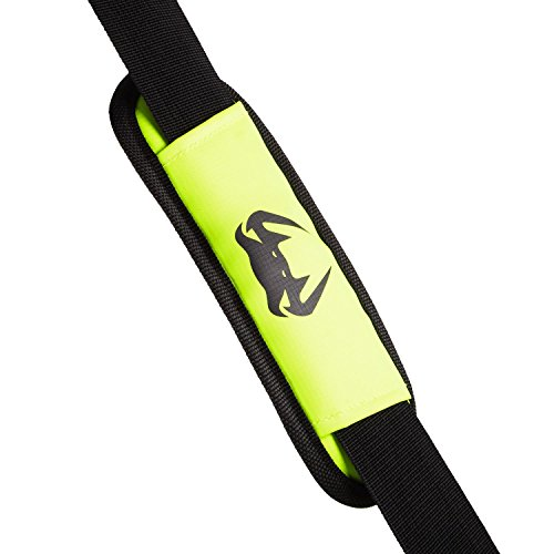 Venum camoline Sport Duffel Schwarz (Nero/neon Giallo)