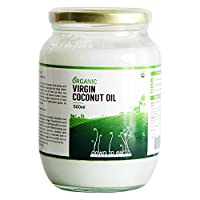 Organic cold pressed Virgin Coconut Oil - 500 ml