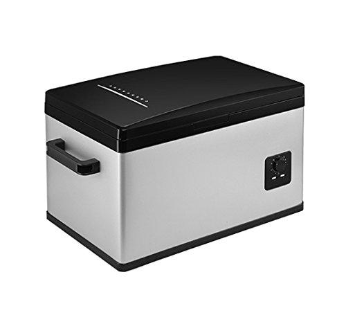 LLX Refrigeradores del Coche 30 L Compresor Portátil Refrigerador Congelador Coche Nevera...