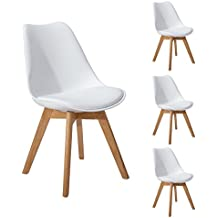 Amazon Fr Chaise Scandinave