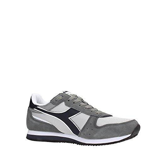 Diadora 101.170241/AI Sneakers Herren Wildleder Grau