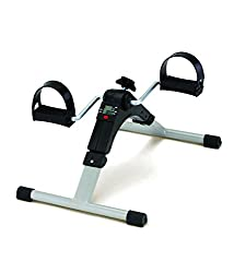 For all you fitness enthusiasts who wish to exercise the novel way, a static Mini Cycle Exercise Bike comes as a promising accessory for toned muscles. Mostly suitable for ladies, elders can also benefit from this fitness cycle which can be placed an...