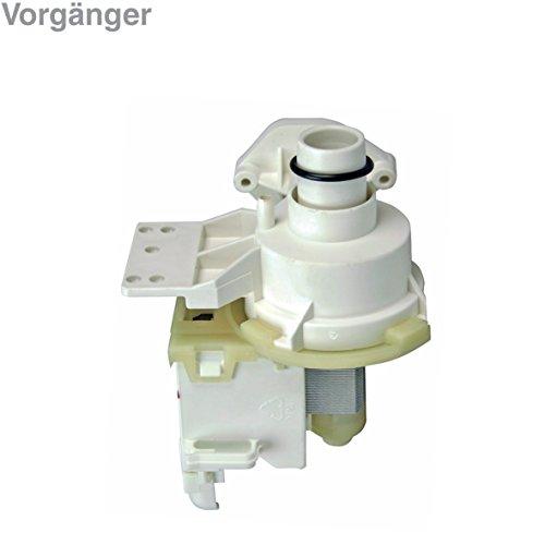 Ablaufpumpe Pumpe für Geschirrspüler wie Bosch 00095684 Passend für Geräte von Balay Constructa Siemens Neff Geschirrspülerzubehör