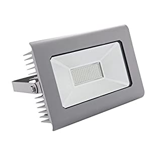 Kanlux Grey ANTRA LED High Power 100 Watt 4000K IP65 LED Outdoor Security Floodlight