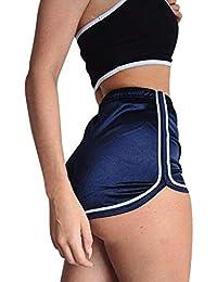 Amazon.fr   Mini Short Sexy - Maillots de bain   Femme   Vêtements 2bd2bd7c15a