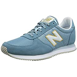 New Balance 220, Zapatillas para Mujer, Azul (Blue Fog/White Tpc), 39 EU