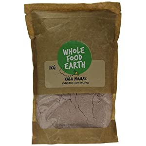 Wholefood Earth Fine Kala Namak Himalayan Black Salt 500 g 1