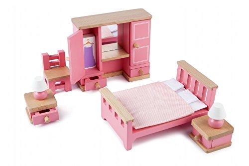 Tidlo T-0221 - Tidlington Schlafzimmer für das Puppenhaus