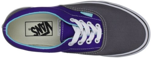 Vans Era, Unisex - Erwachsene Sportschuhe - Skateboarding Grau (Heliotrope/Steel Gray)